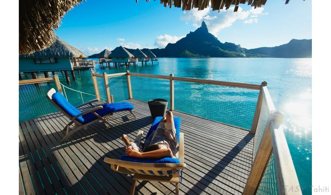 all inclusive vacation in Bora Bora French Polynesia