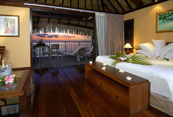 Hilton Moorea Lagoon Resort & Spa photo 2