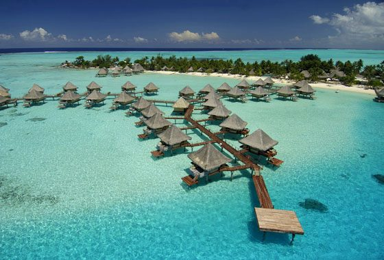 InterContinental Bora Bora Le Moana Resort photo 1