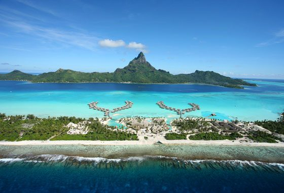 Intercontinental Thalasso and Spa Resort Bora Bora photo 2