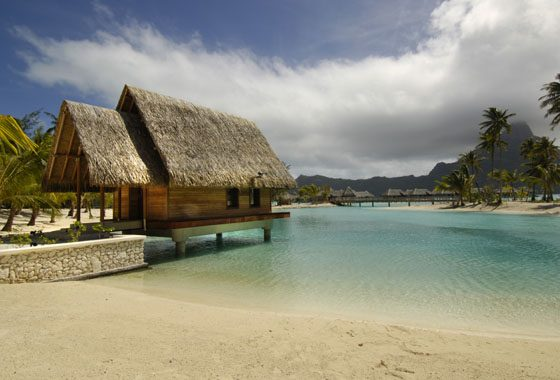 Intercontinental Thalasso and Spa Resort Bora Bora photo 8