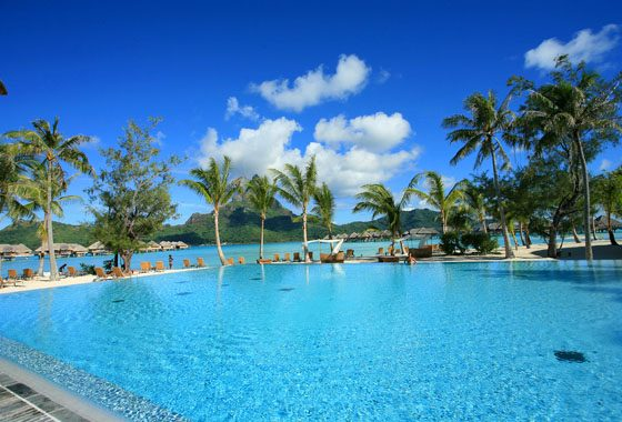 Intercontinental Thalasso and Spa Resort Bora Bora photo 10