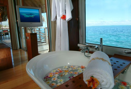 Intercontinental Thalasso and Spa Resort Bora Bora photo 12