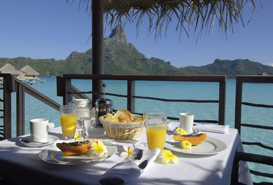 Intercontinental Thalasso and Spa Resort Bora Bora photo 14