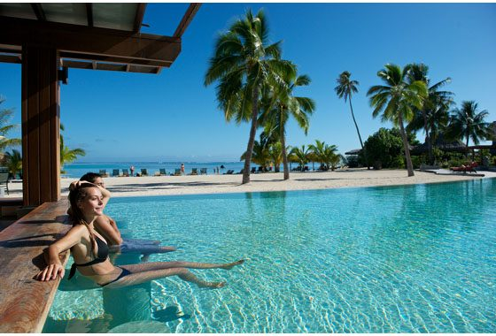 tahiti + moorea vacation package
