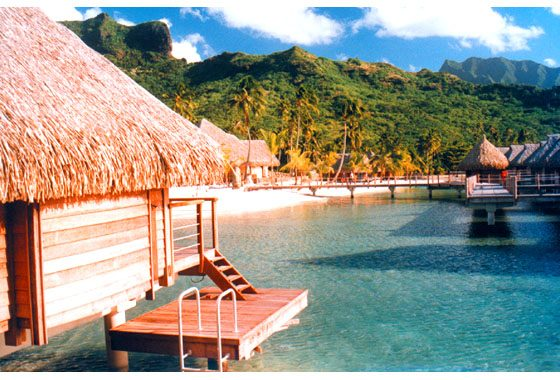 Moorea Pearl Resort and Spa photo 11