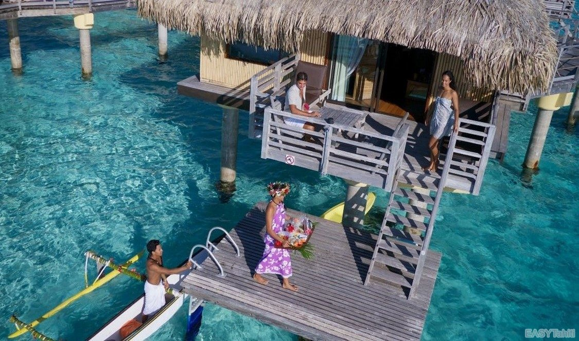 InterContinental Bora Bora Le Moana Resort photo 40
