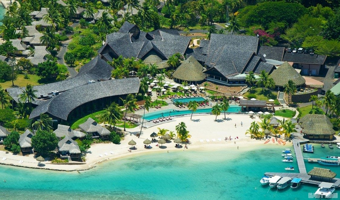 InterContinental Moorea Resort and Spa photo 0 slide