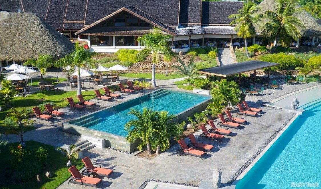 InterContinental Moorea Resort and Spa photo 1 slide