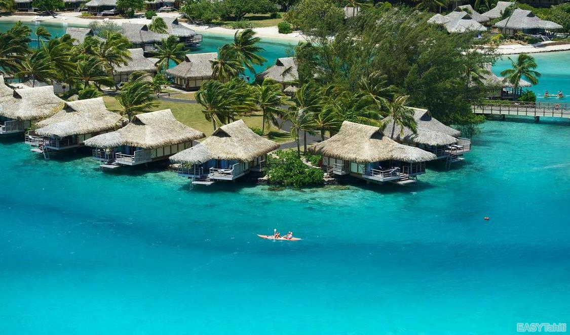 InterContinental Moorea Resort and Spa photo 2 slide