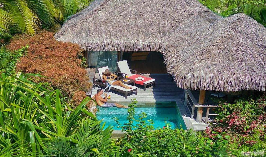 InterContinental Moorea Resort and Spa photo 13 slide