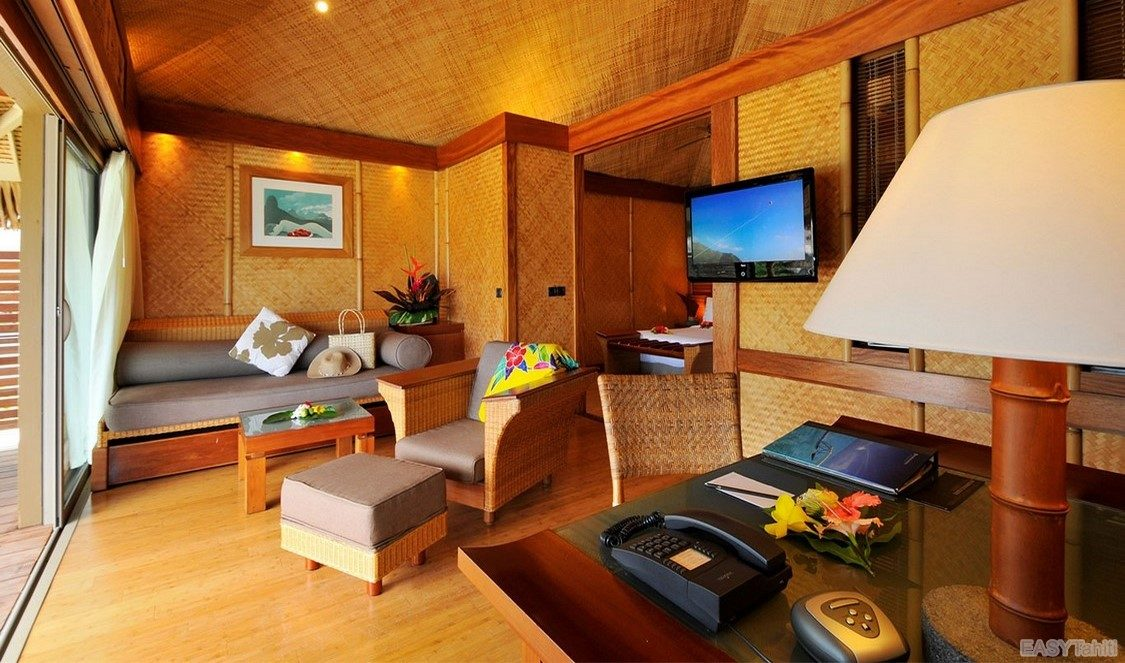 InterContinental Moorea Resort and Spa photo 21 slide