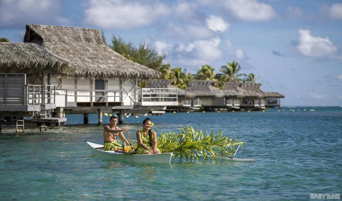 InterContinental Moorea Resort and Spa photo 24 slide