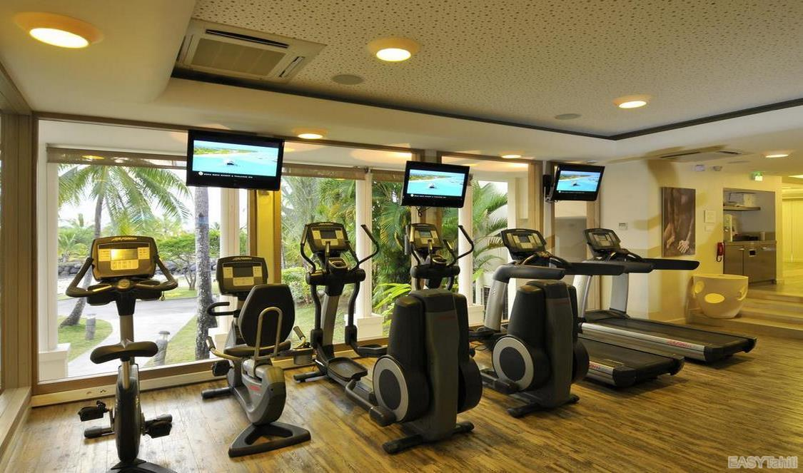 Intercontinental Tahiti Resort - Fitness Room 02