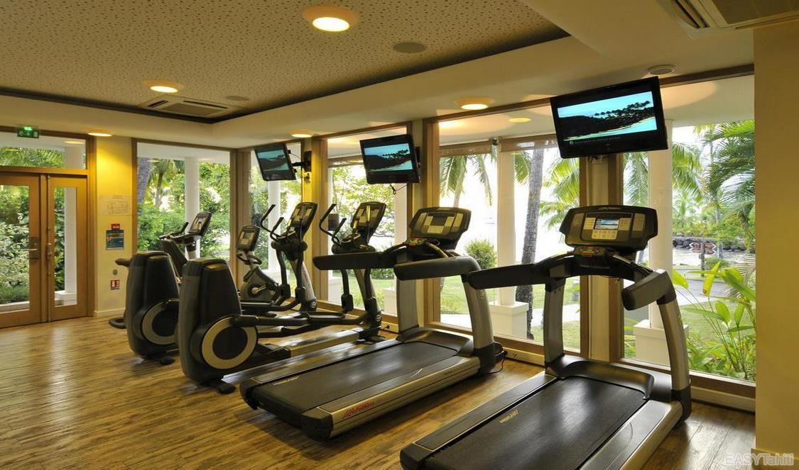 Intercontinental Tahiti Resort - Fitness Room 03 slide