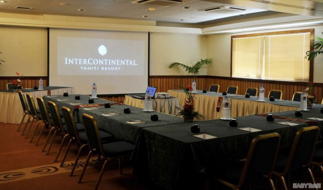 Intercontinental Tahiti Resort - Conference Room