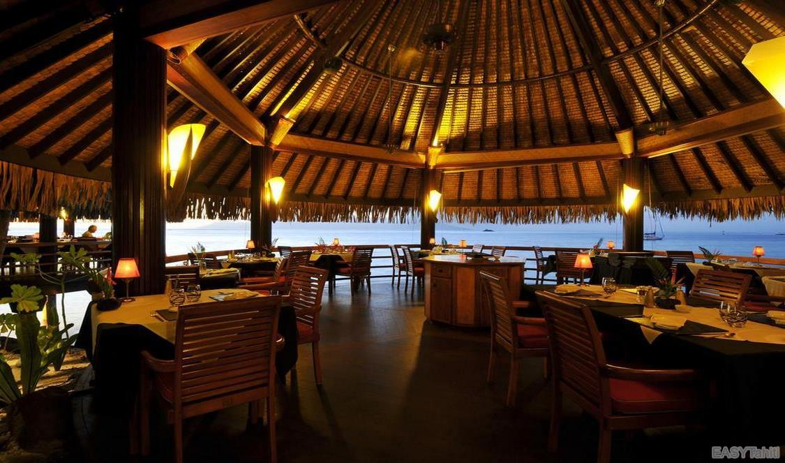 Intercontinental Tahiti Resort - Lotus Restaurant 03 slide