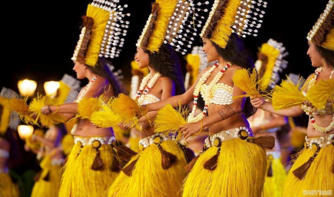 tahitian dance shows are the best in Tahiti, French Polynesia