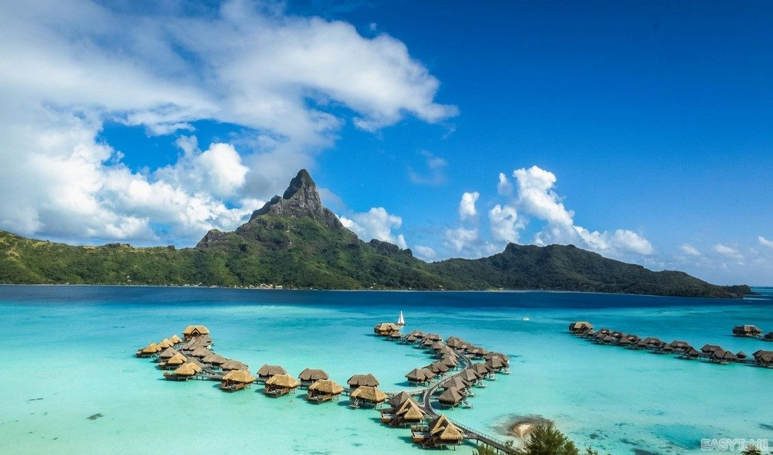 huahine and bora bora vacation