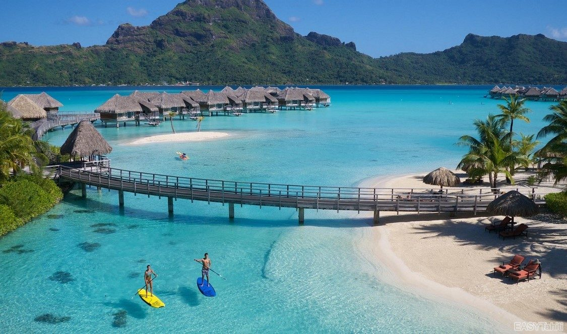 Intercontinental Thalasso and Spa Resort Bora Bora photo 2 slide