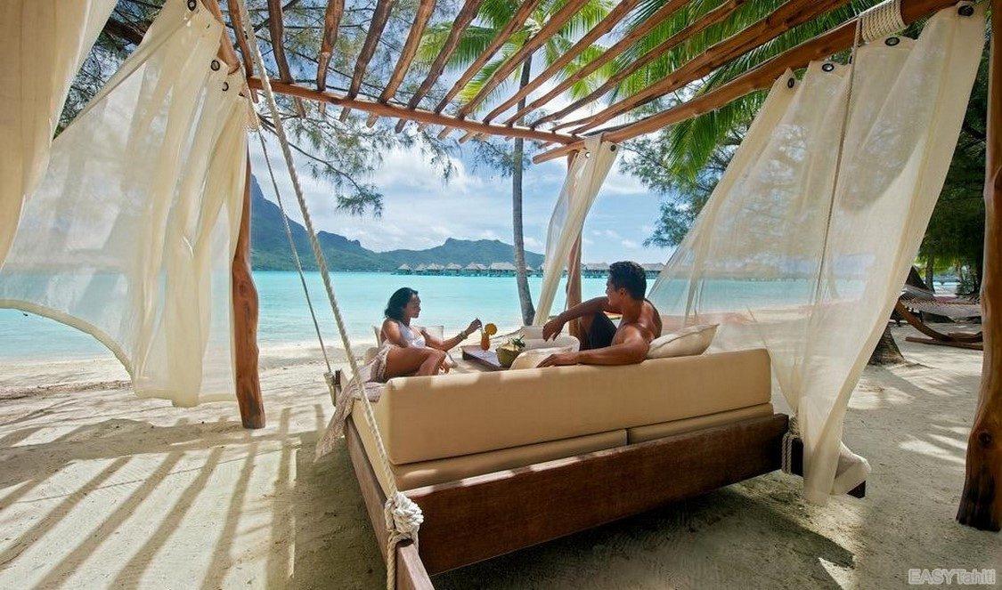 Intercontinental Thalasso and Spa Resort Bora Bora photo 7