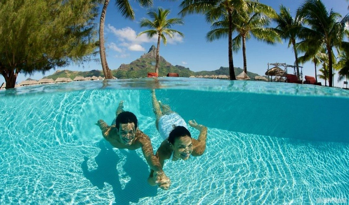 Intercontinental Thalasso and Spa Resort Bora Bora photo 9