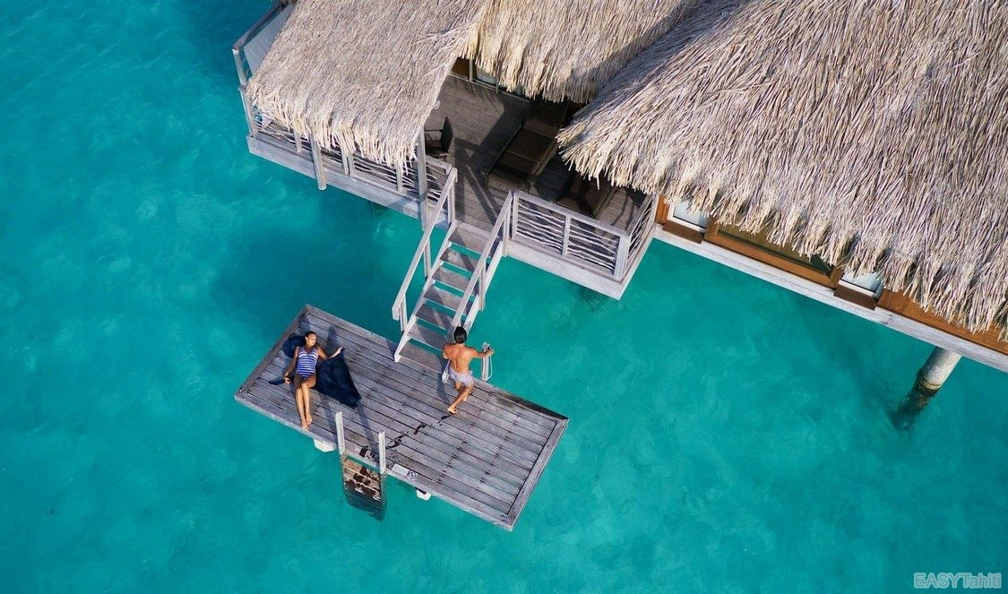 Intercontinental Thalasso and Spa Resort Bora Bora photo 11
