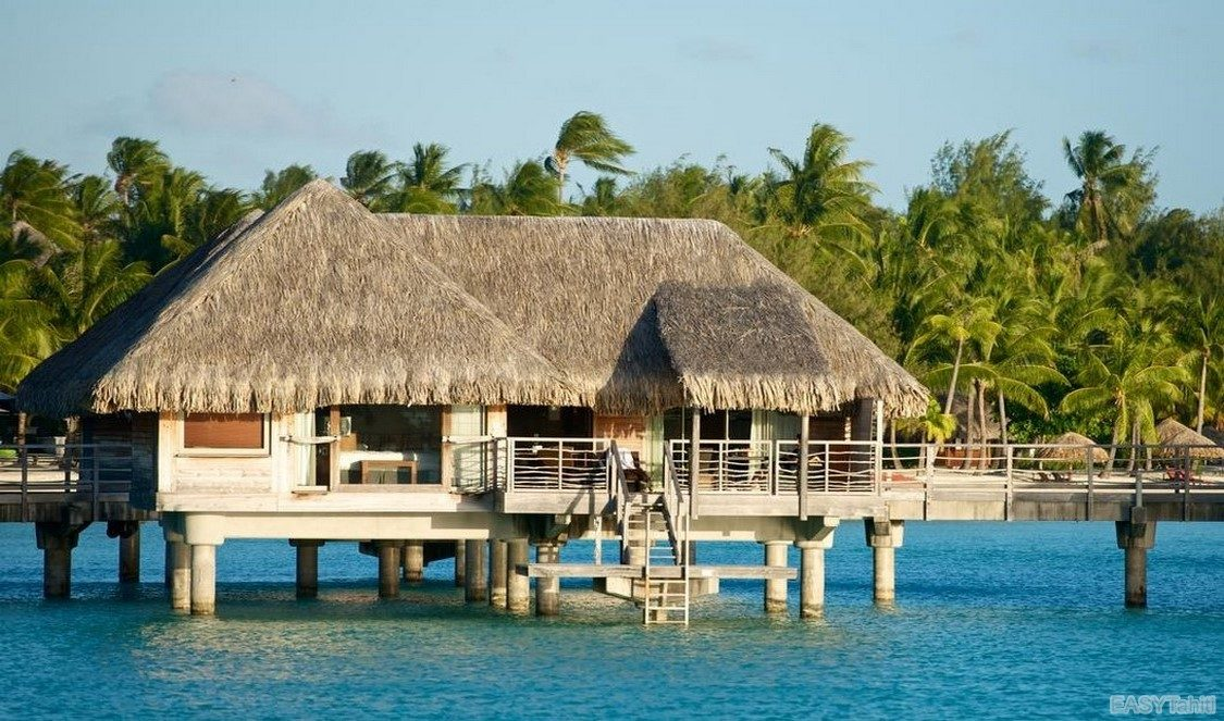 Intercontinental Thalasso and Spa Resort Bora Bora photo 13