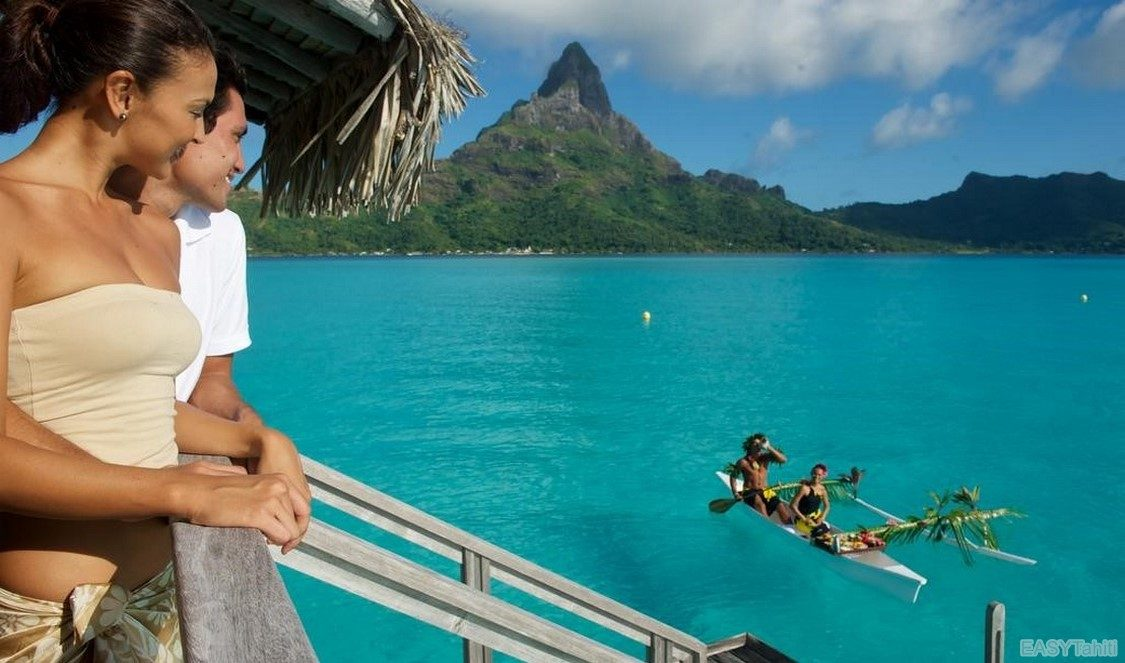 Intercontinental Thalasso and Spa Resort Bora Bora photo 22