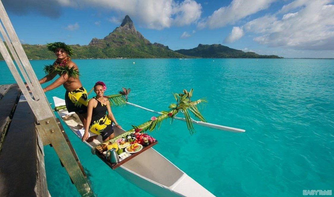 Intercontinental Thalasso and Spa Resort Bora Bora photo 20