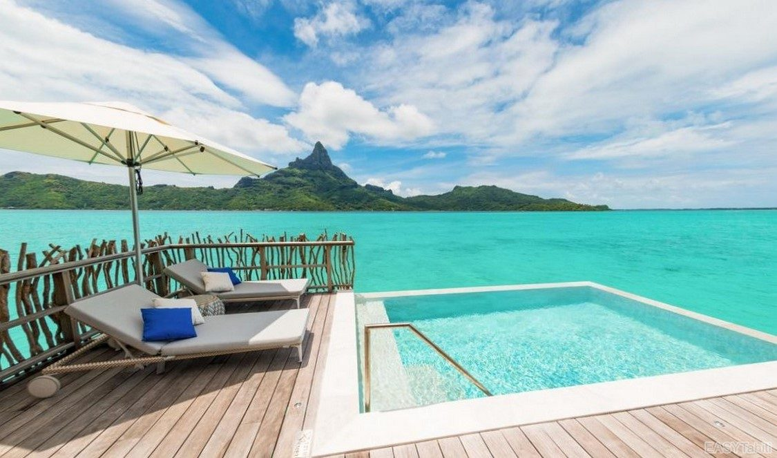 Intercontinental Thalasso and Spa Resort Bora Bora photo 26