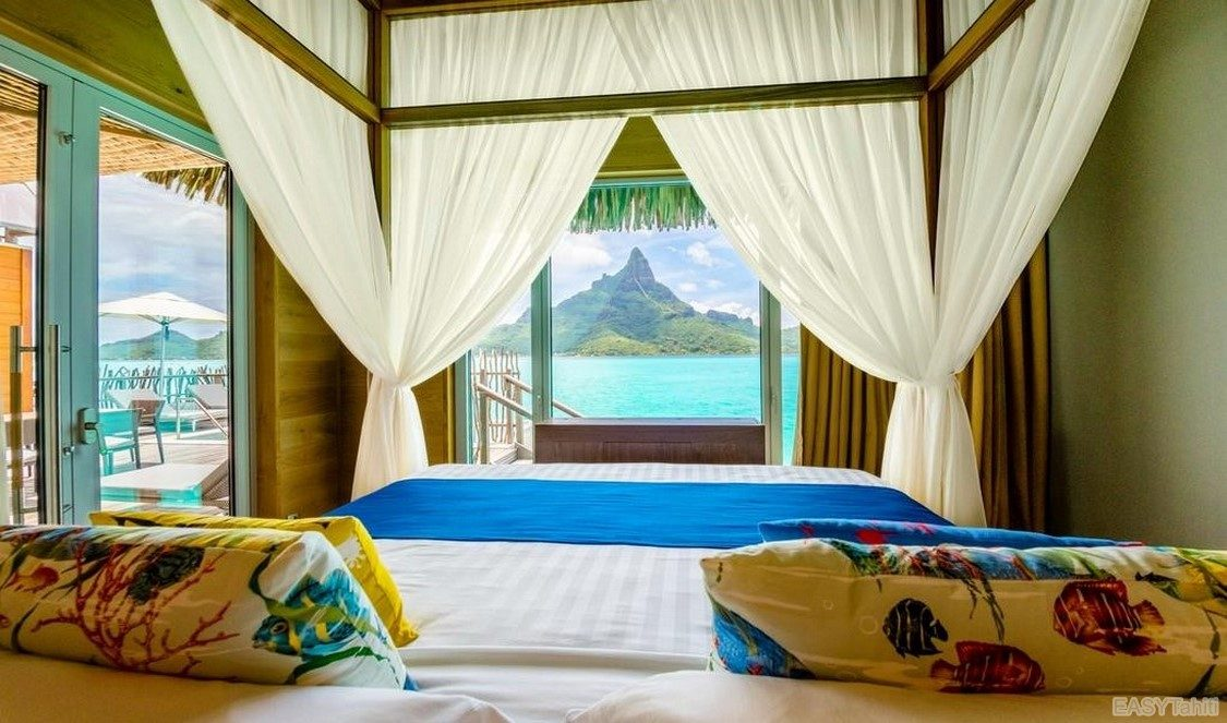 Intercontinental Thalasso and Spa Resort Bora Bora photo 37