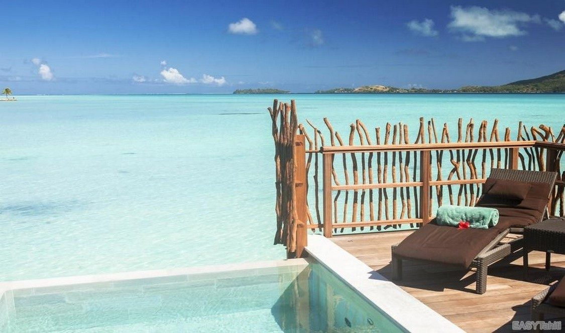 Intercontinental Thalasso and Spa Resort Bora Bora photo 40