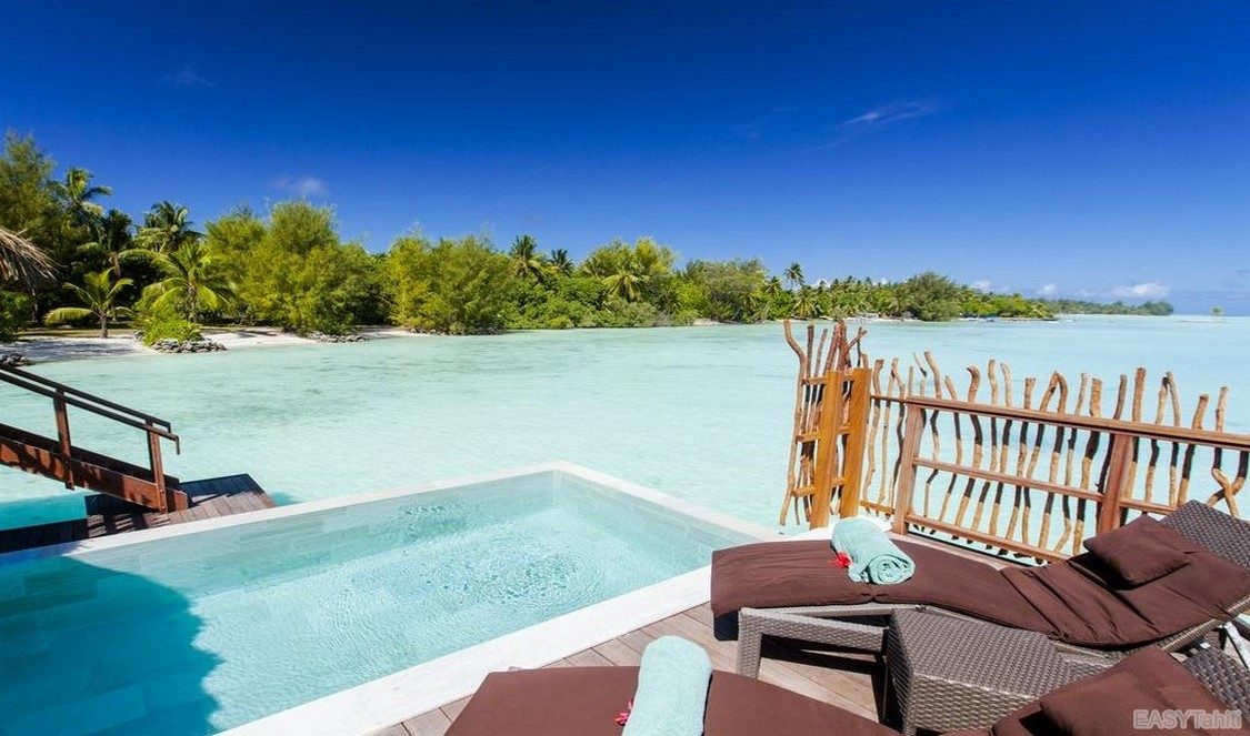 Intercontinental Thalasso and Spa Resort Bora Bora photo 36
