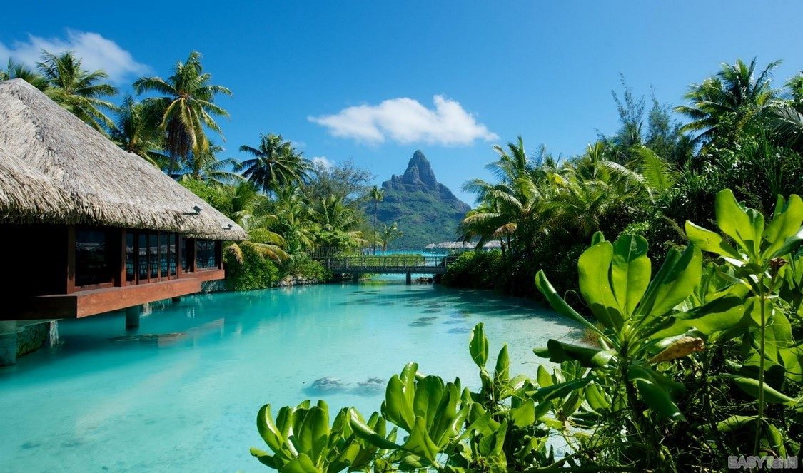 Intercontinental Thalasso and Spa Resort Bora Bora photo 43