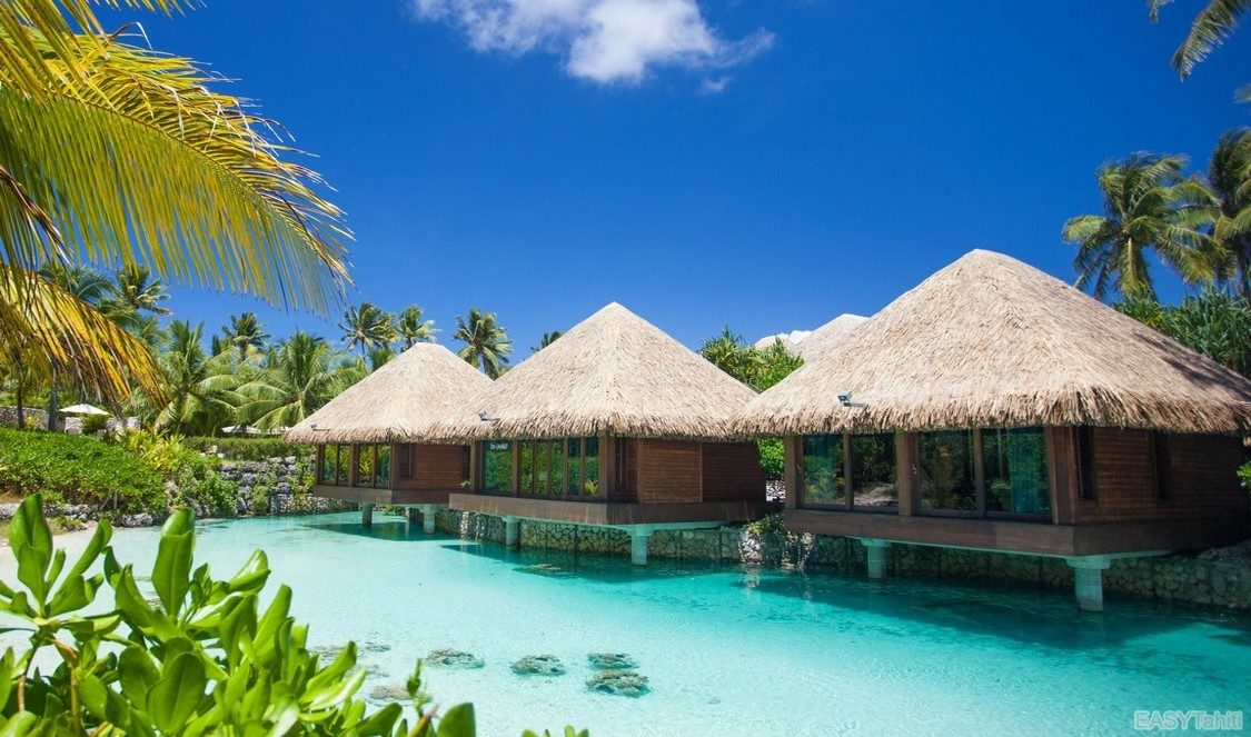 Intercontinental Thalasso and Spa Resort Bora Bora photo 44