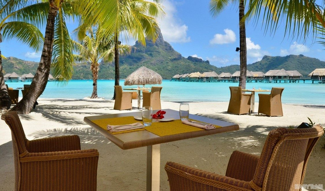 Intercontinental Thalasso and Spa Resort Bora Bora photo 48