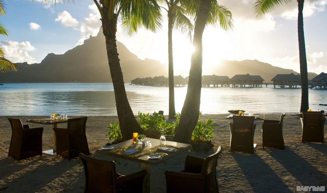 raiatea or tahaa and bora bora vacation