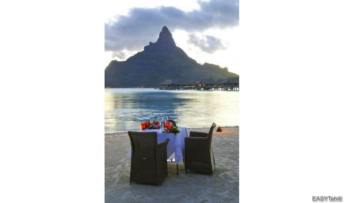 Intercontinental Thalasso and Spa Resort Bora Bora photo 52