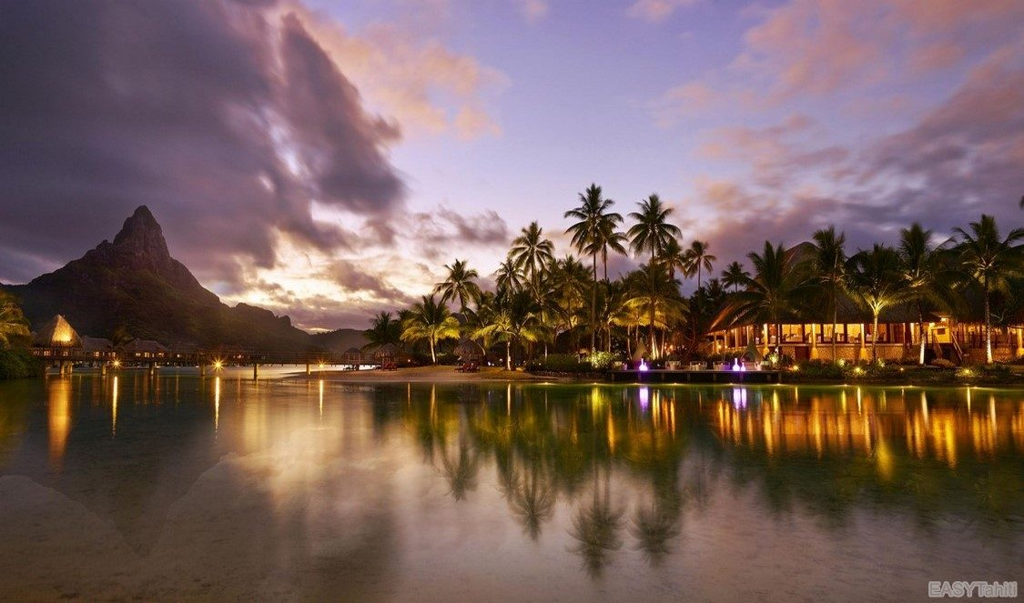 Intercontinental Thalasso and Spa Resort Bora Bora photo 62