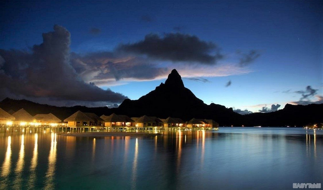 Intercontinental Thalasso and Spa Resort Bora Bora photo 63