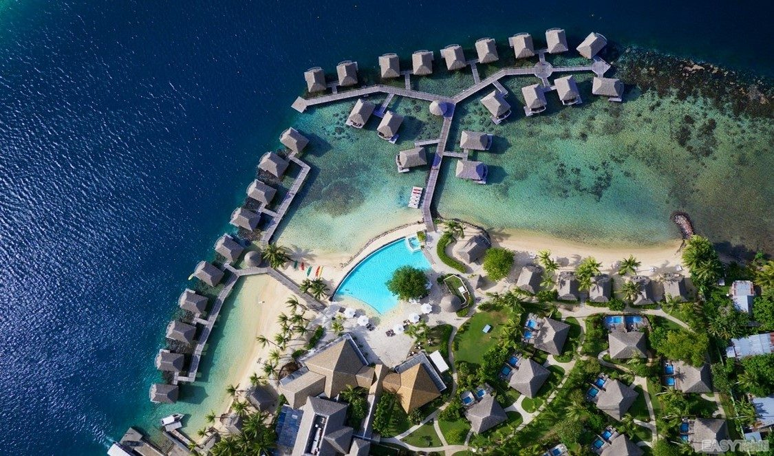 Manava Beach Resort and Spa Hotel Moorea photo 1
