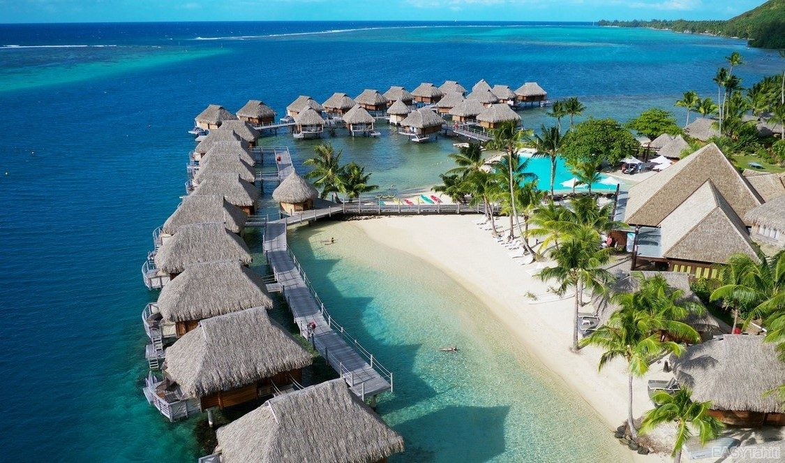 Manava Beach Resort and Spa Hotel Moorea photo 4
