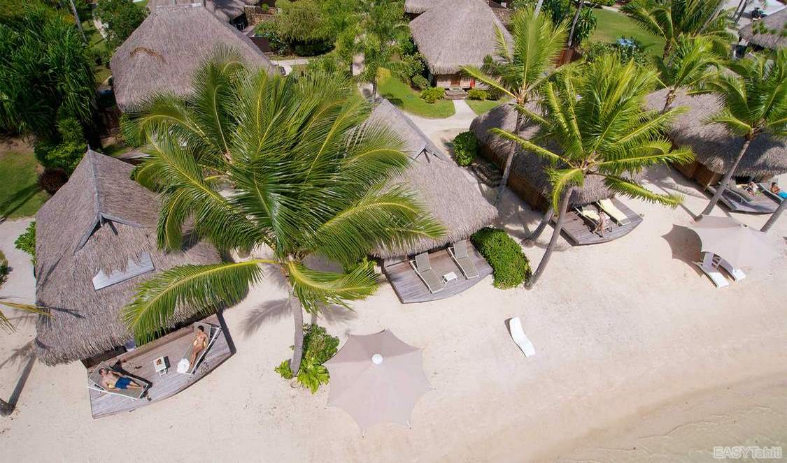 Manava Beach Resort and Spa Hotel Moorea photo 5