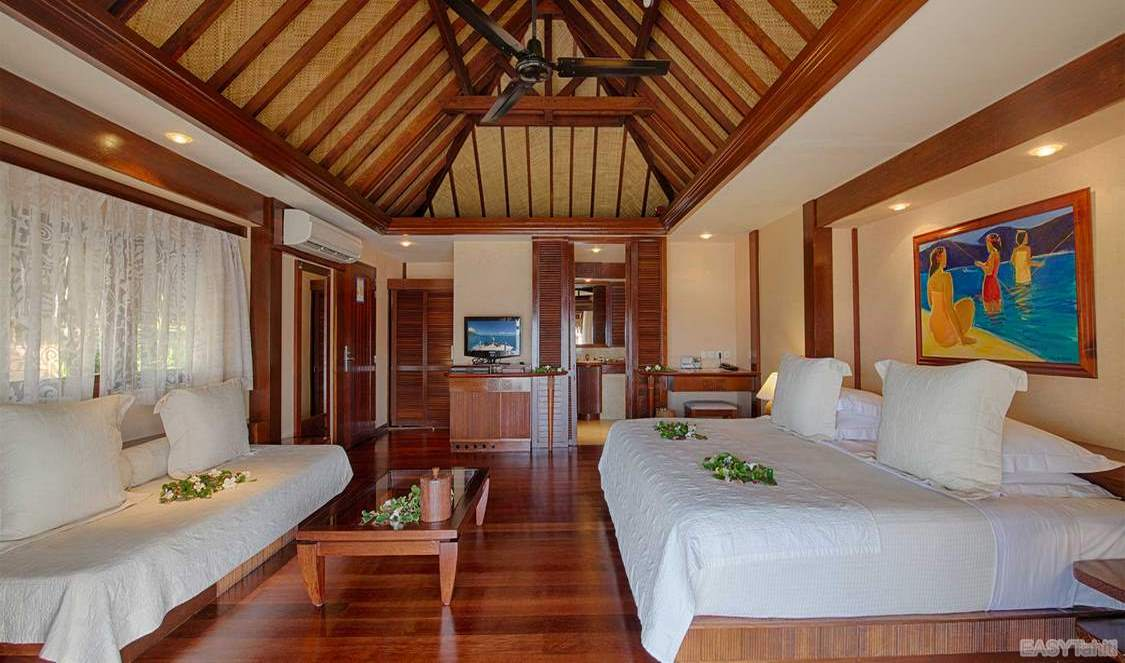 Manava Beach Resort and Spa Hotel Moorea photo 7