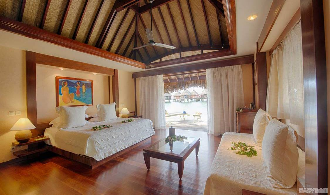 Manava Beach Resort and Spa Hotel Moorea photo 8