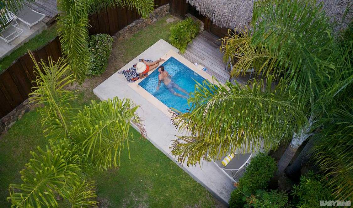 Manava Beach Resort and Spa Hotel Moorea photo 10
