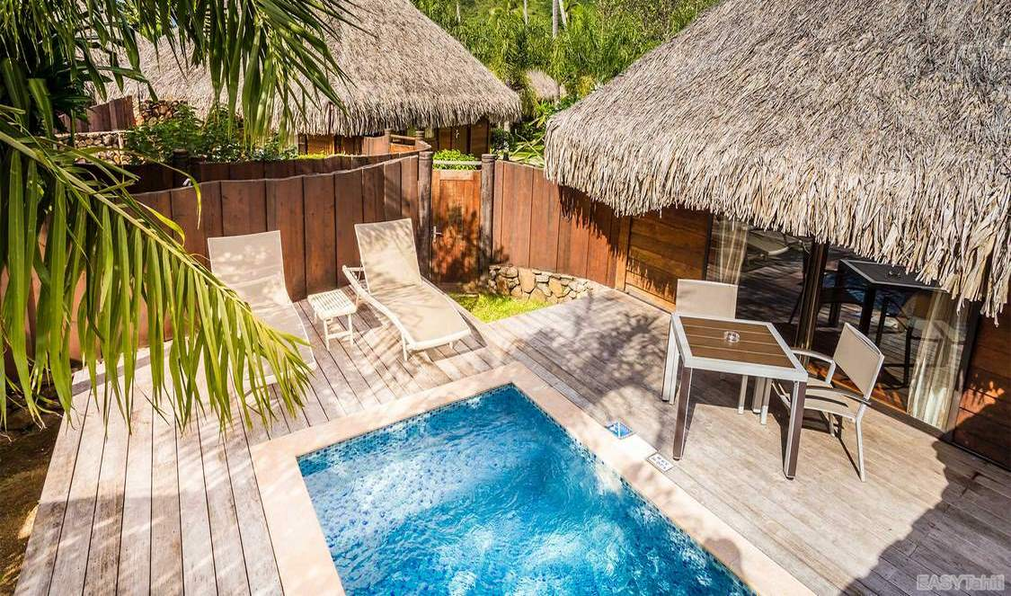 Manava Beach Resort and Spa Hotel Moorea photo 11