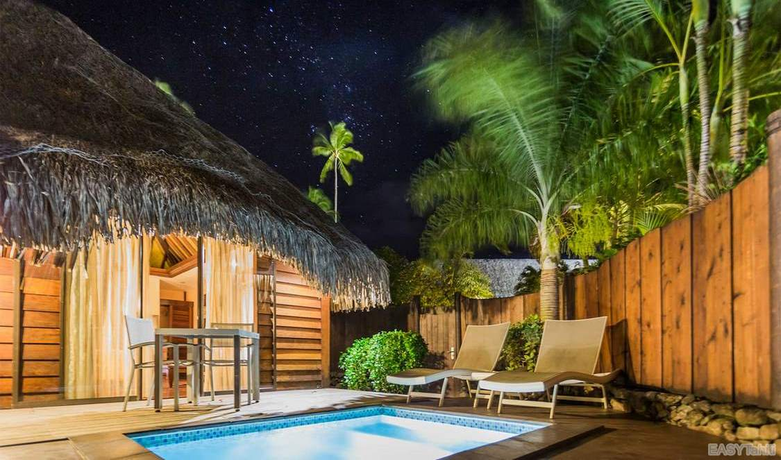 Manava Beach Resort and Spa Hotel Moorea photo 12
