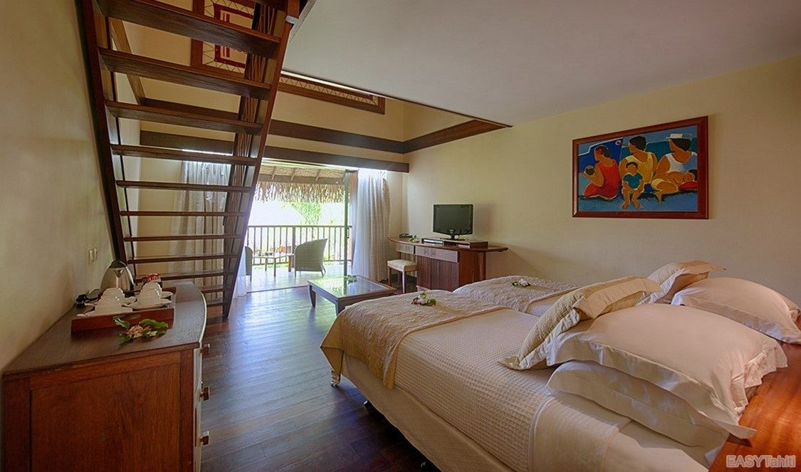Manava Beach Resort and Spa Hotel Moorea photo 16